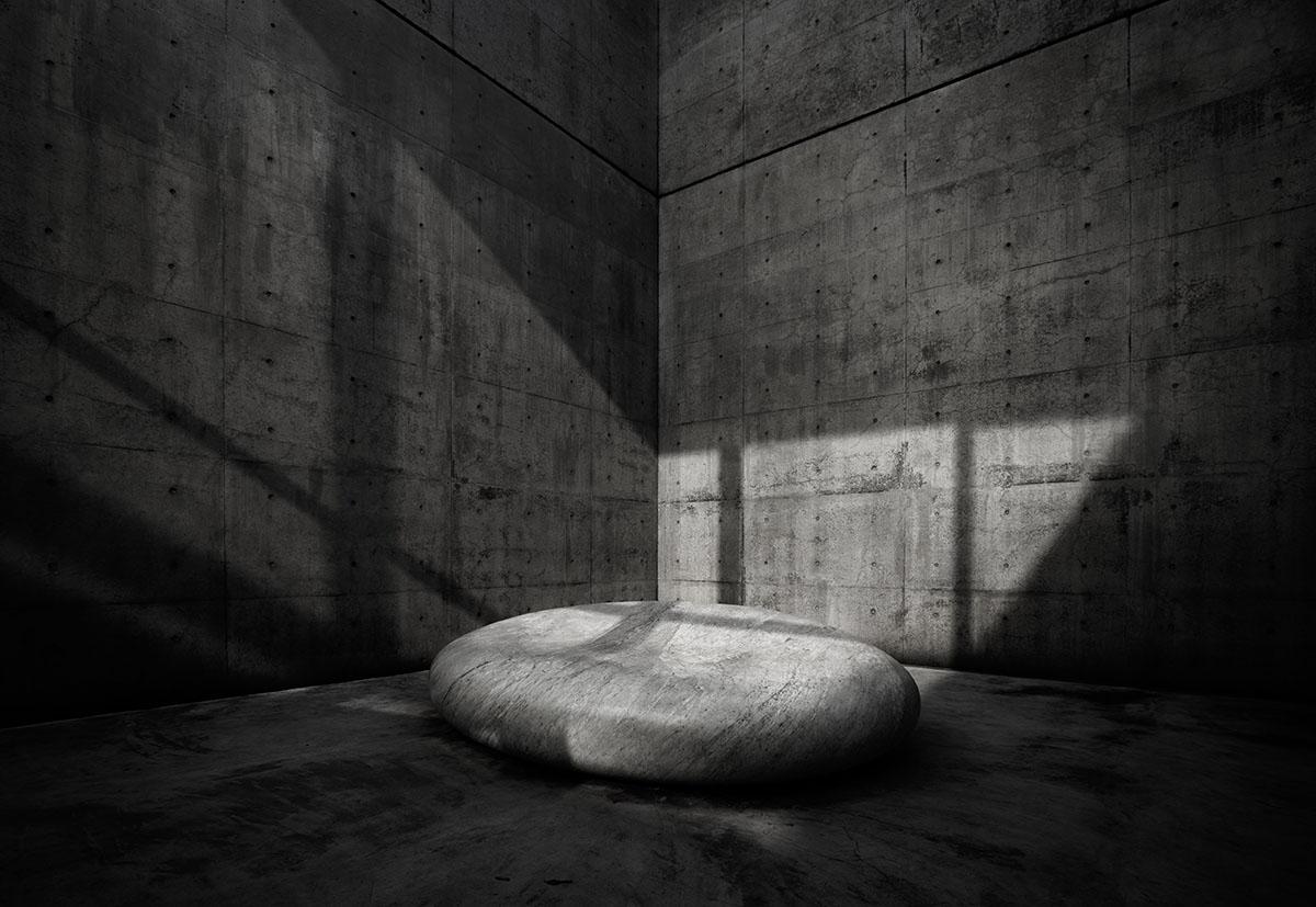 Tadao Ando interior Japan