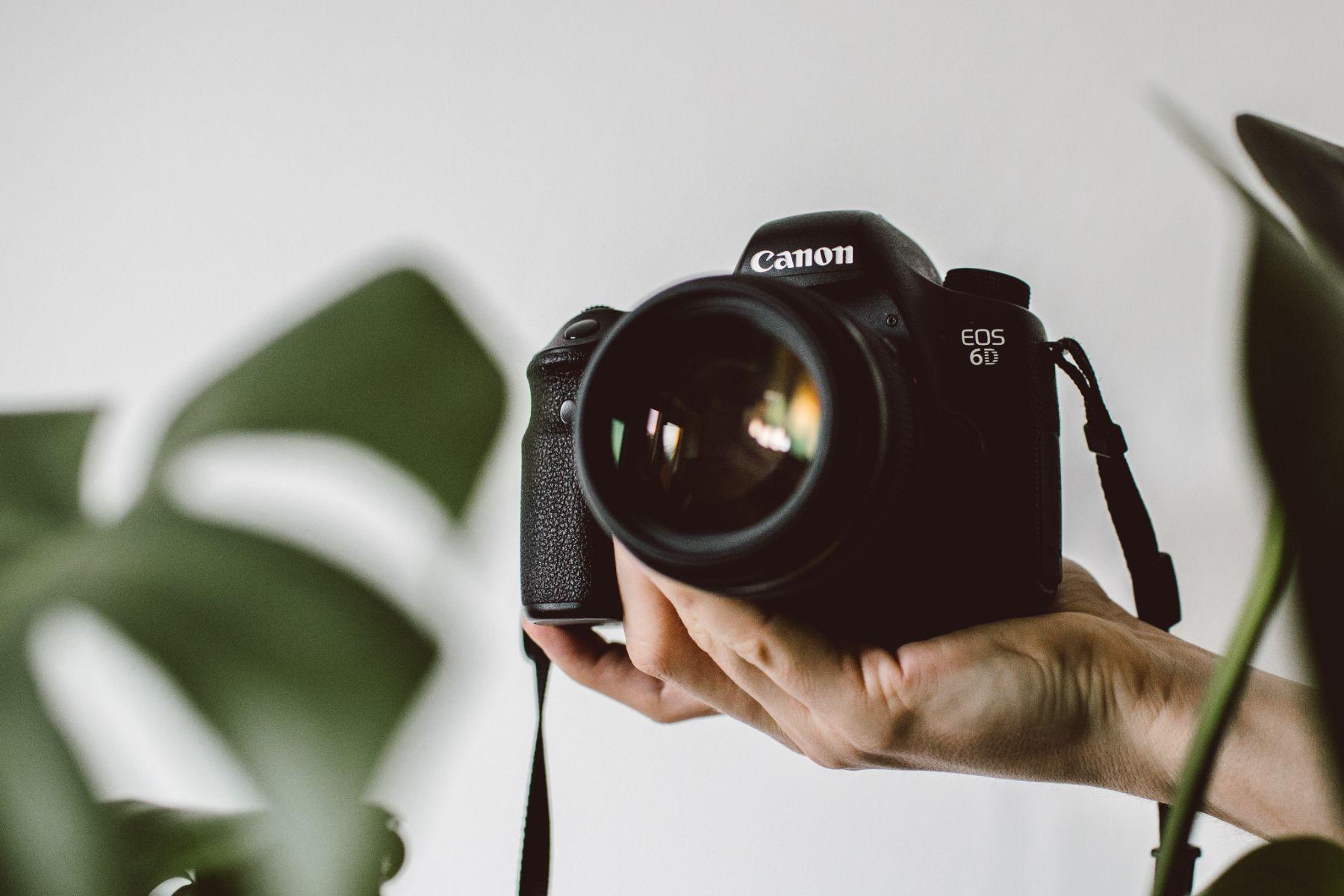 Camera in apartment interior