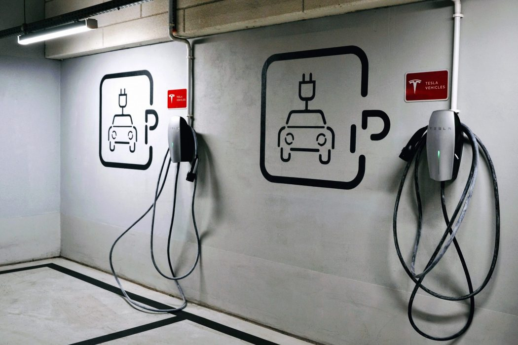 Tesla SuperCharger Wall Connector