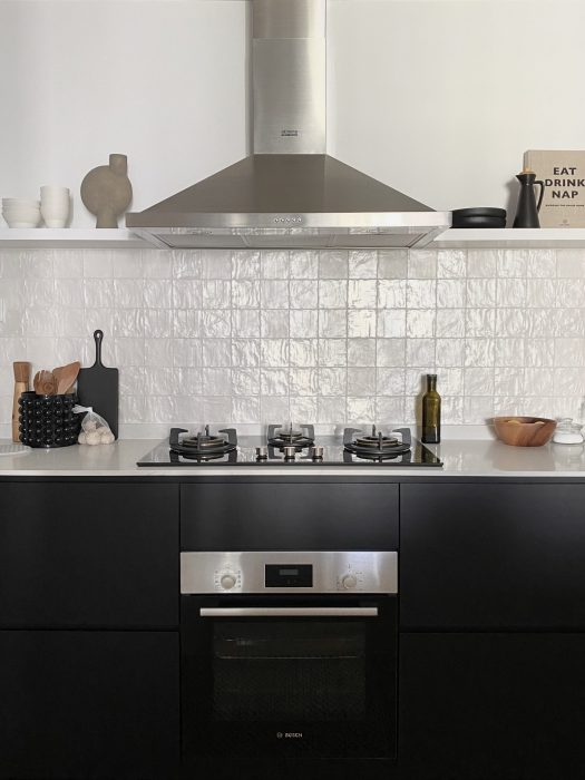 La Fiesta - renovated kitchen
