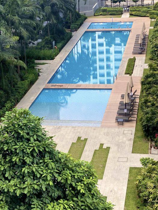 Swimming pool La Fiesta